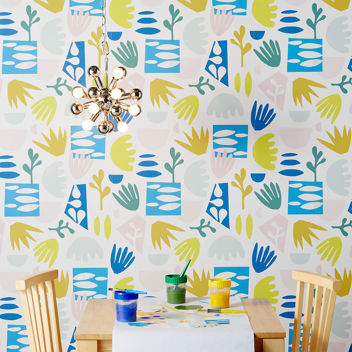 Chasing Paper Floral Cut Out Removable Wallpaper Reviews Crate And Barrel,Vacation Best Places To Travel In The Us
