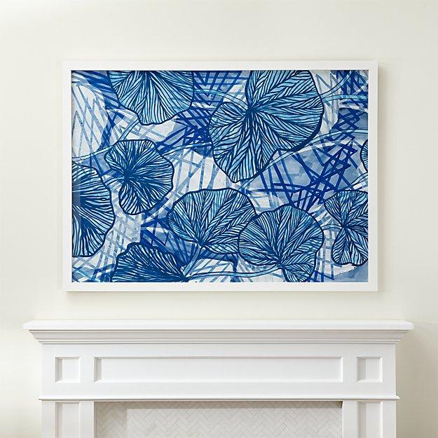 Flower Assemblage Print