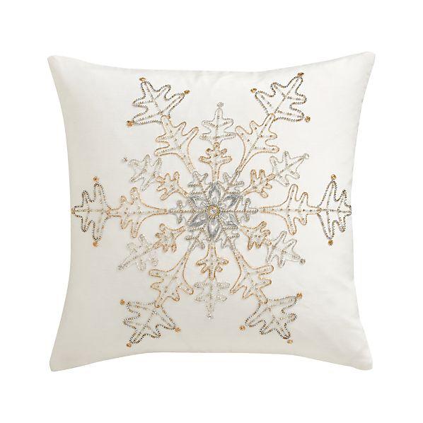 Flurry Pillow