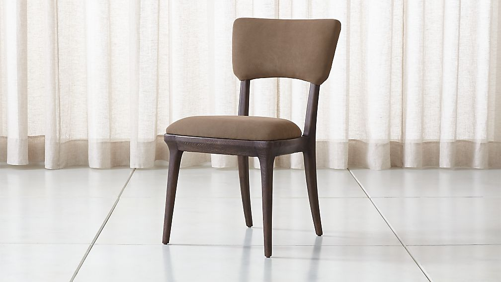 Flynn dining chair reviews crate and barrel