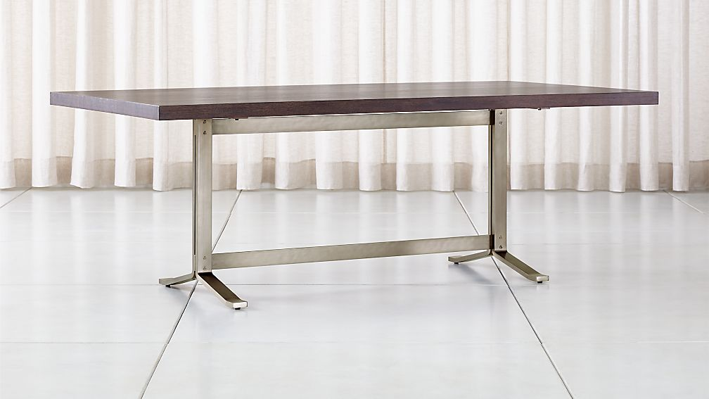 "Flynn 84"" Dining Table - Image 1 of 8"