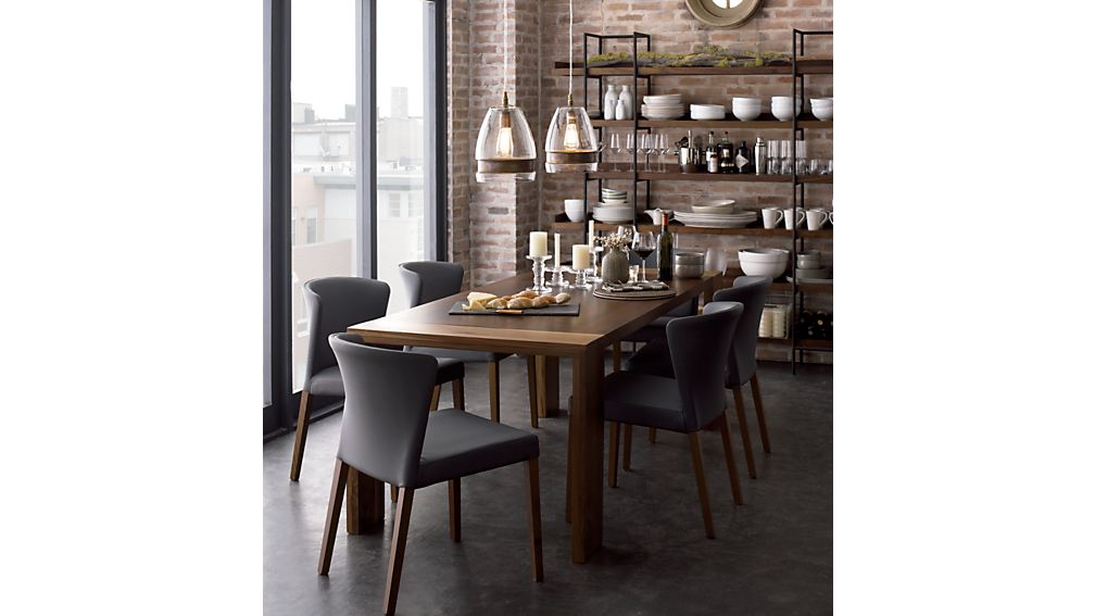 flynndiningtablemi13 basquediningcltnsi13 curransoliddiningchairsfb18 - Dining Table With Grey Chairs