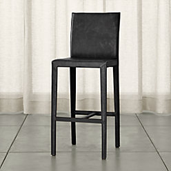 Folio Viola Top Grain Leather Dining Chair Crate And Barrel