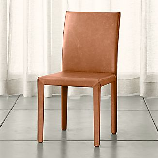 Brown Chairs Crate And Barrel