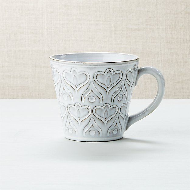 Folklore White Mug