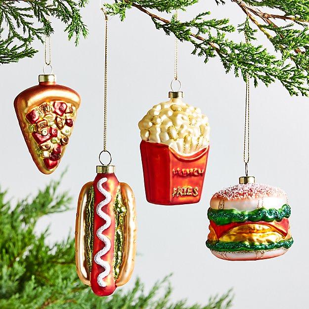 Food Favorites Ornaments - Image 1 of 2