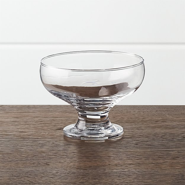 Footed 10 oz. Dessert Dish - Image 1 of 11