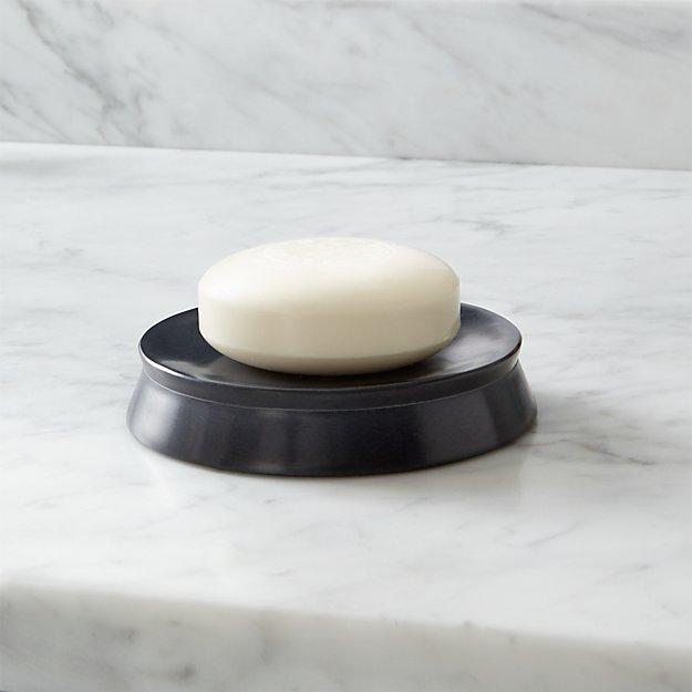 Forma Soapstone Soap Dish