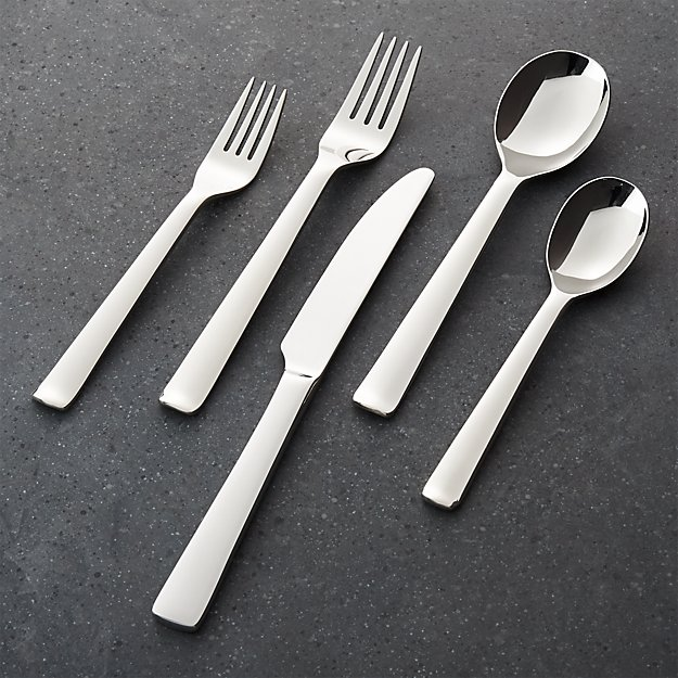 Foster Mirror 5-Piece Flatware Place Setting