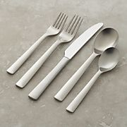 Foster Satin 5-Piece Flatware Place Setting