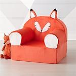 Large Fox Nod Chair