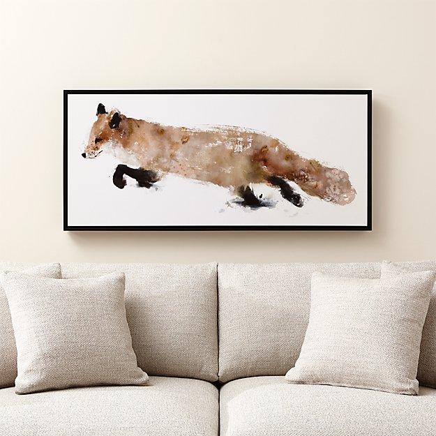 Fox Print - Image 1 of 6