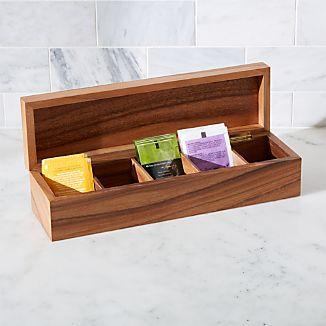 Fox Run Town House Tea Box
