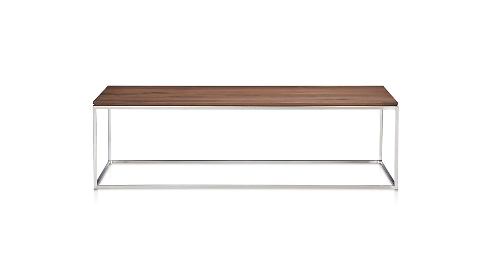 ... Frame Medium Coffee Table ... - Frame Medium Coffee Table Crate And Barrel