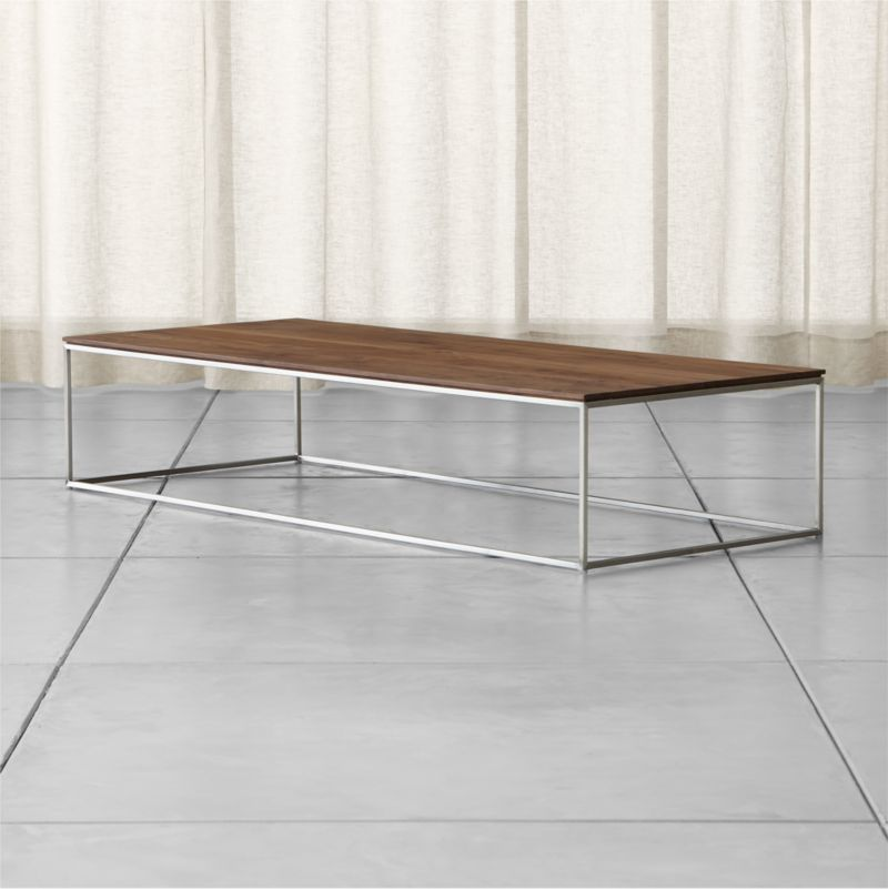 Frame Large Coffee Table Crate and Barrel