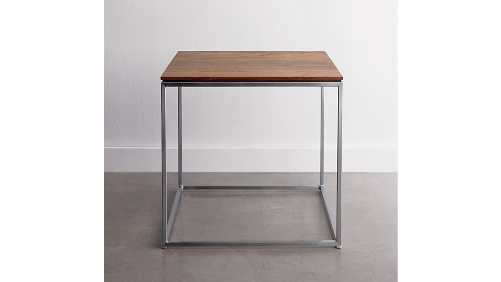 Frame Square Side Table