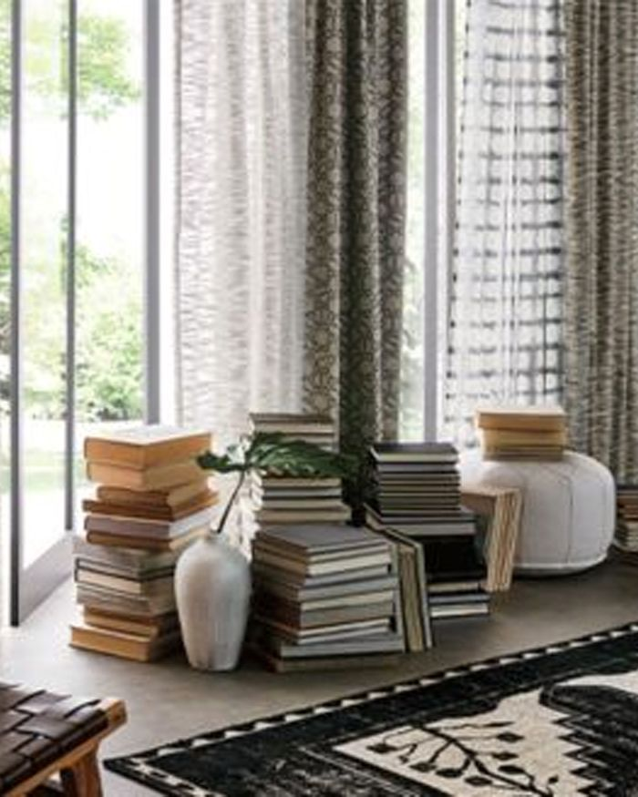 How To Hang Curtains A Guide Crate And Barrel
