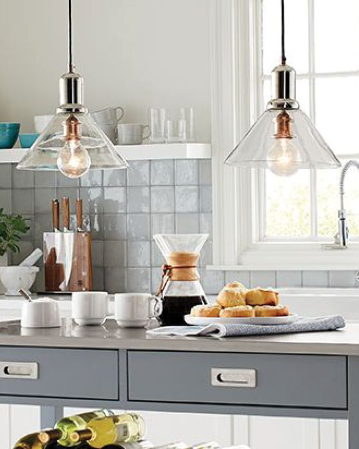 Kitchen Lighting Ideas Crate And Barrel