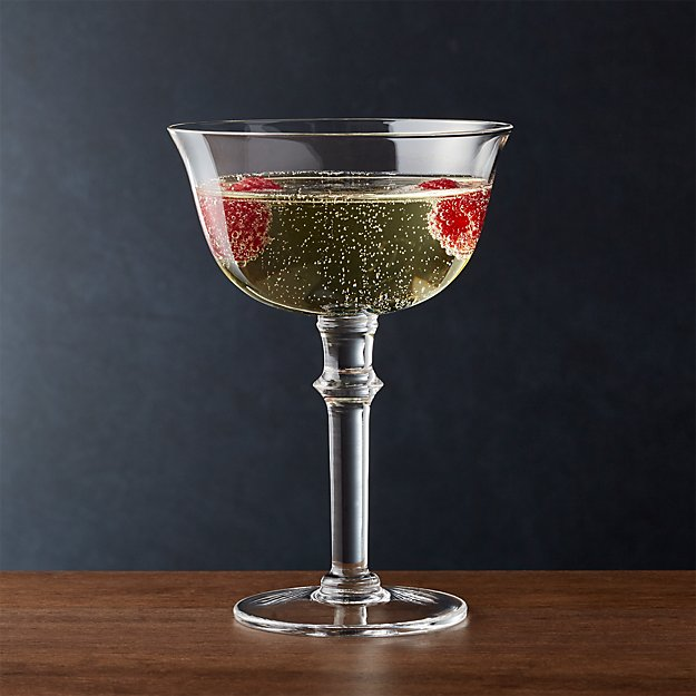 Frankie Coupe Glass - Image 1 of 5