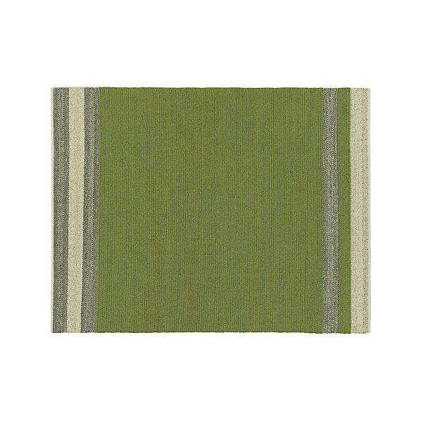 Fraser Green 8'x10' Rug