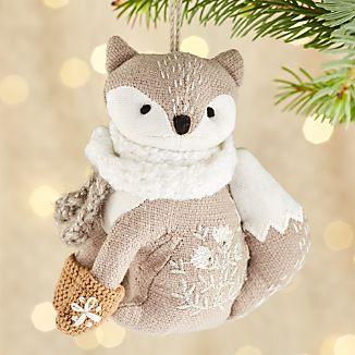 Freddy the Fox Ornament