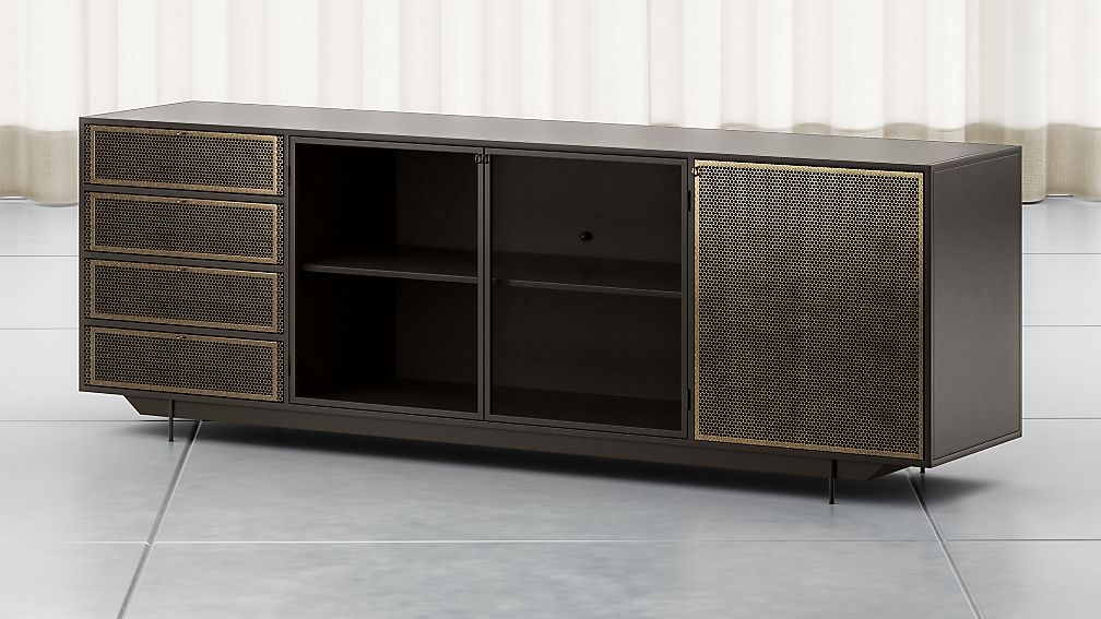 Frederick Media Console - Image 1 of 7