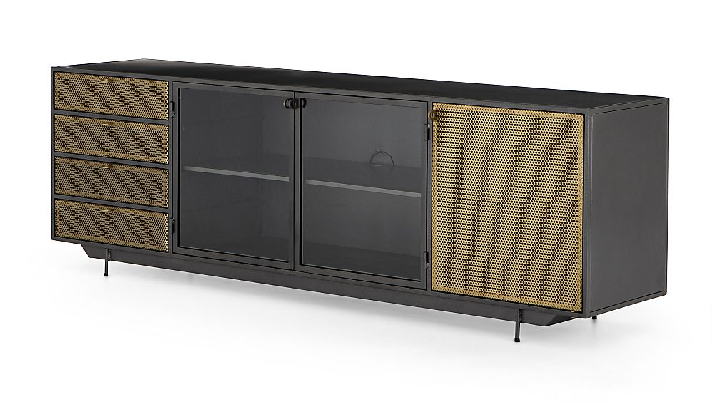 Frederick Media Console - Image 1 of 12