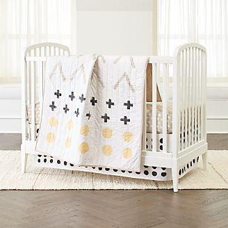 Freehand Crib Bedding 3 Piece Set