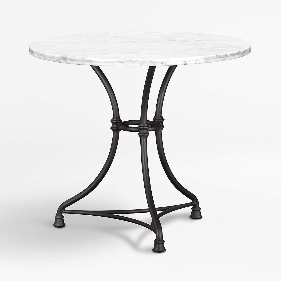 French Kitchen Round Bistro Table Reviews Crate And Barrel Canada