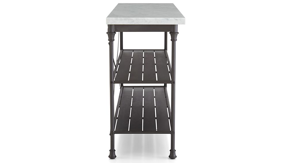 French Kitchen Bakers Rack