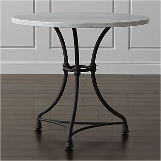 Small Dining Tables Crate And Barrel - Narrow harvest dining table