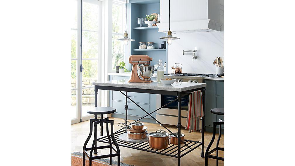 French Kitchen Island