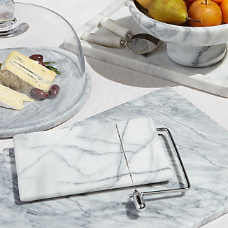 French Kitchen Marble Serveware