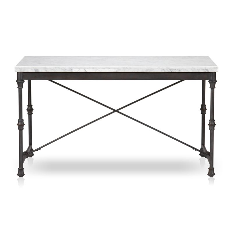 French Kitchen Table in Dining Tables Reviews Crate and Barrel