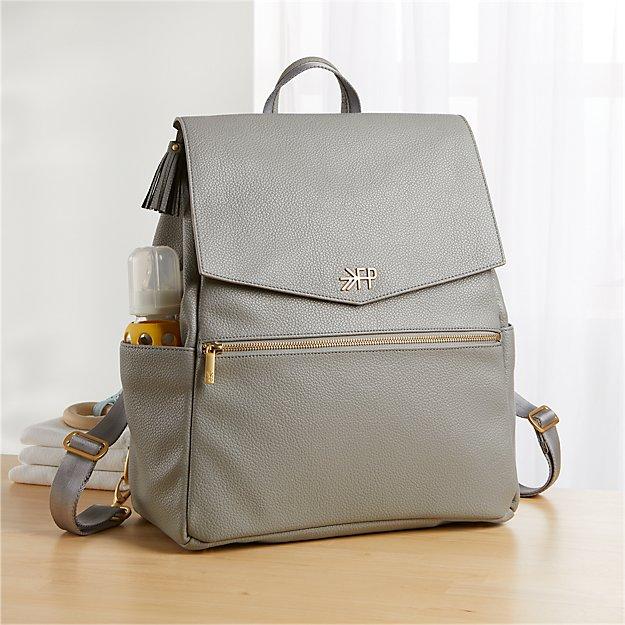Freshly Picked Grey Diaper Bag + Reviews  47c8b9429ef37