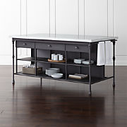 Astounding Shop Stylish Kitchen Islands Carts Crate And Barrel Download Free Architecture Designs Scobabritishbridgeorg