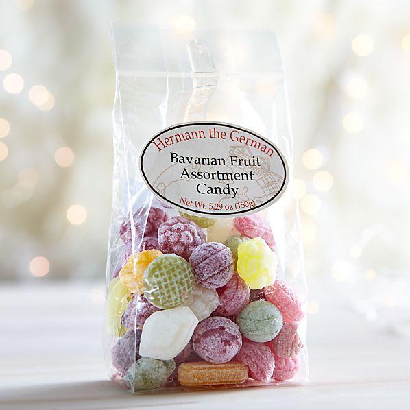 Fruit Assortment Candy