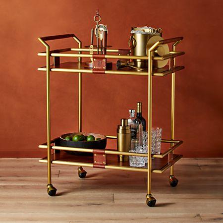 Frye 2-Tier Bar Cart ™