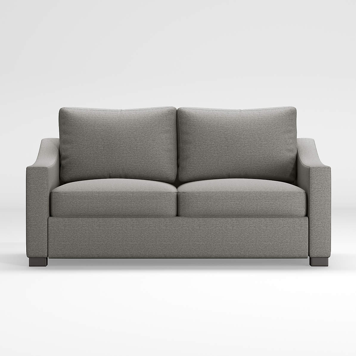 Fuller Queen Slope Arm Sleeper Sofa Reviews Crate And Barrel