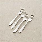 Set of 4 Fusion Appetizer Forks