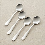 Set of 4 Fusion Soup Spoons