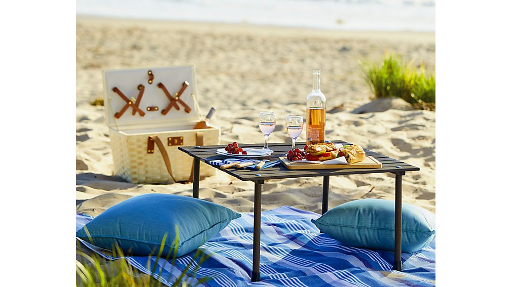 Table In A Bag Reviews Crate And Barrel - Ready to assemble picnic table