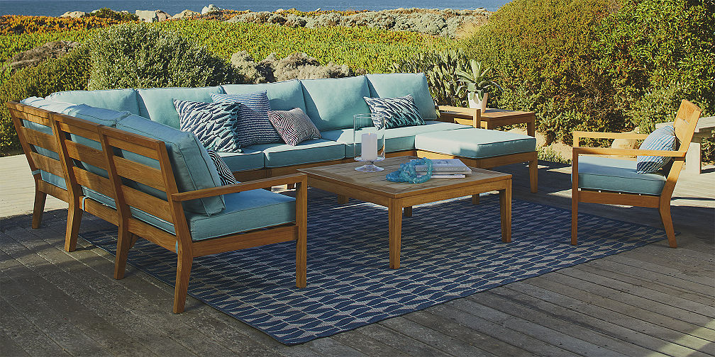 - Save Money On Outdoor Furniture Sets Crate And Barrel
