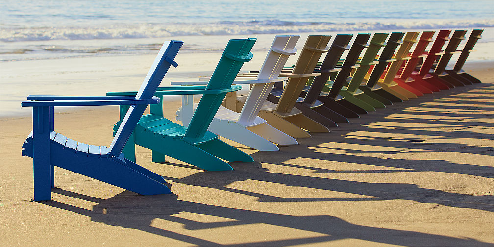 Vista II Adirondack Chair Collection