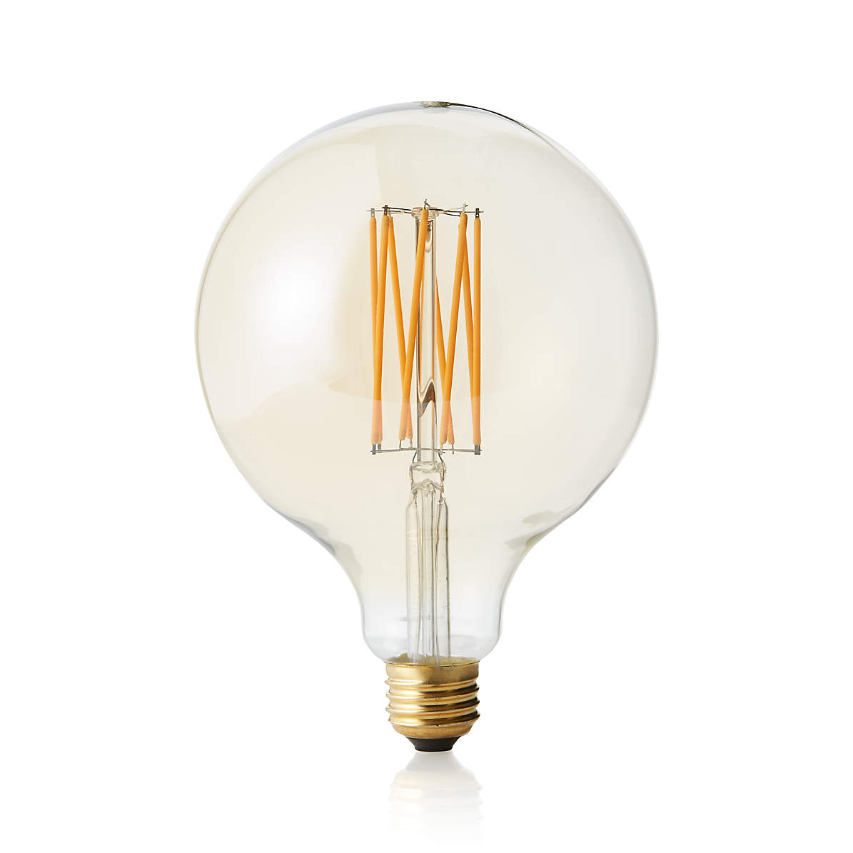 Tala Gaia Tinted 6 Watt Dimmable Led Vintage Bulb Reviews Crate And Barrel