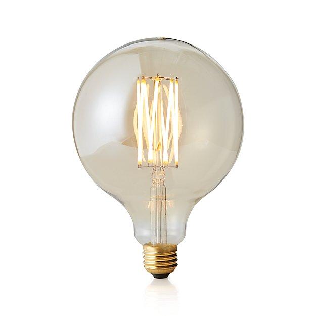 Gaia Vintage Tinted Tala 6 Watt Bulb Led Dimmable DW2ebE9IHY