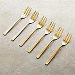 Gala Appetizer Forks, Set of 6