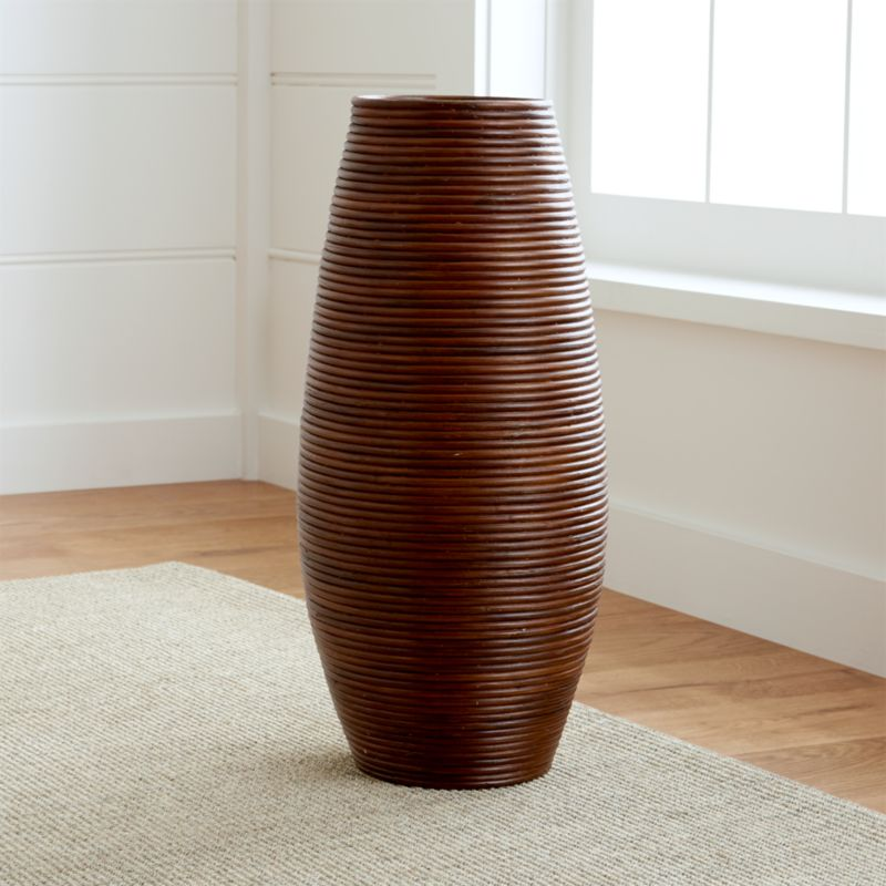 explore floor foter tall vases metal