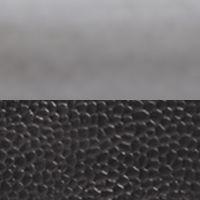 Brushed Nickel/Black