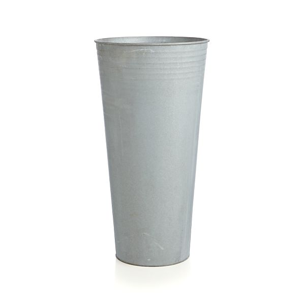 Galvanized Large Bucket